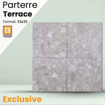 Terrace Carthago Ceramic